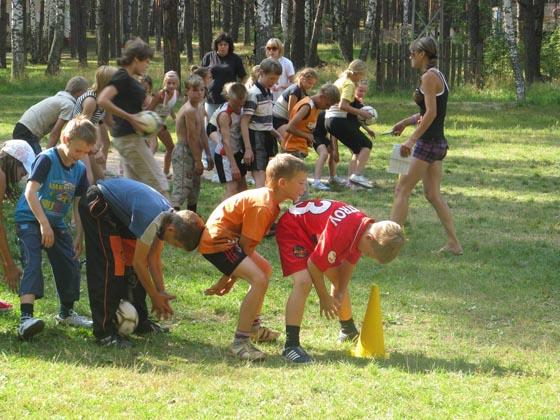 Конкурсы на ознакомление в лагере